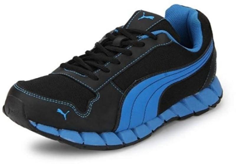 Puma 18793303-8 Walking Shoes For Men(Black, Blue)