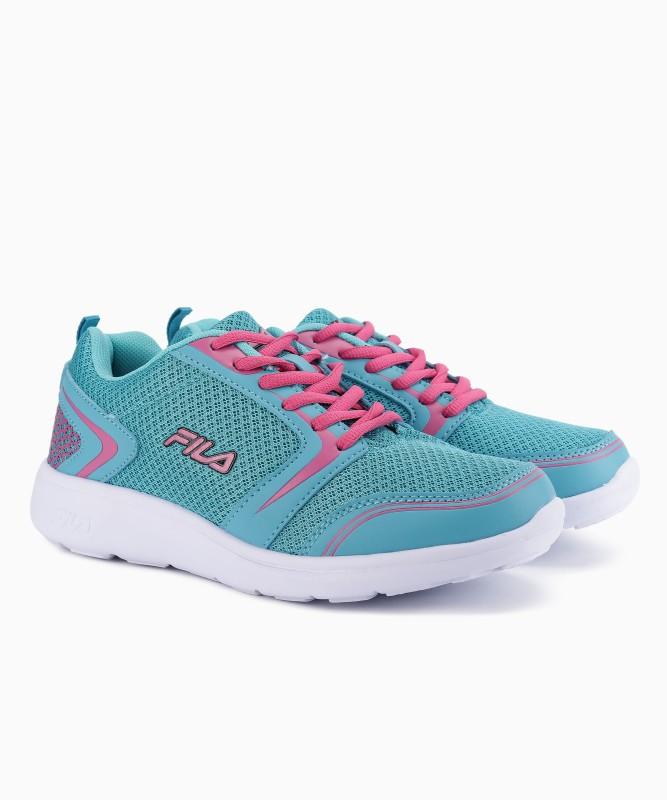 Fila NORA Running Shoes For Women(Green)