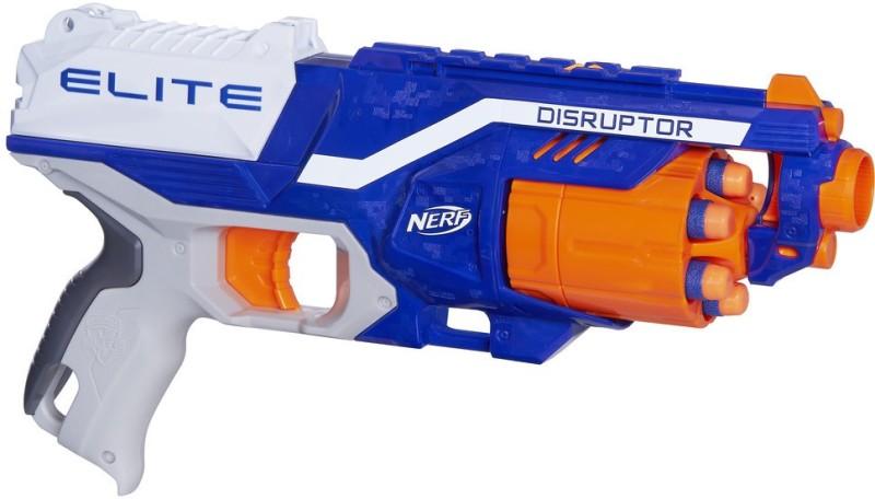Nerf Disruptor N-Strike Elite Blaster(Multicolor)