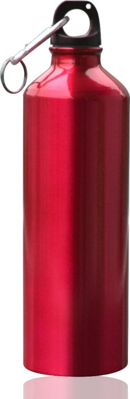 Blue Birds USA Homeware gym and sport water bottle for office /school/travel/gym/outdoor and multipurpose durable aluminium bottle 750 Bottle(Pack of 1, Red)