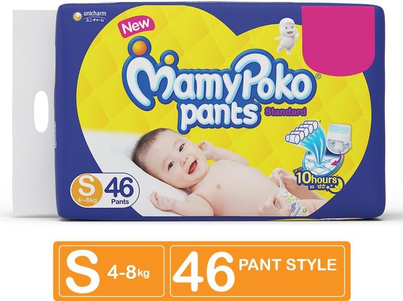 MamyPoko Pants Standard Diapers - S(46 Pieces)
