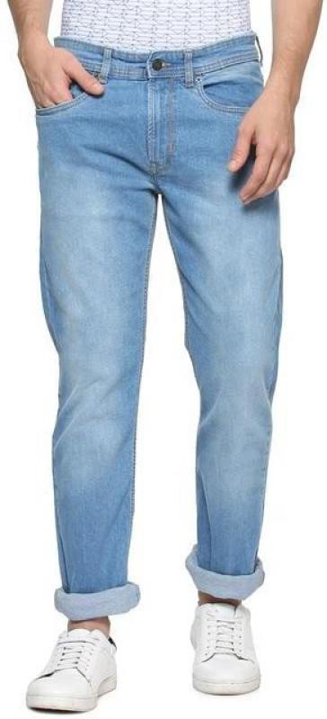 Peter England Regular Men Blue Jeans