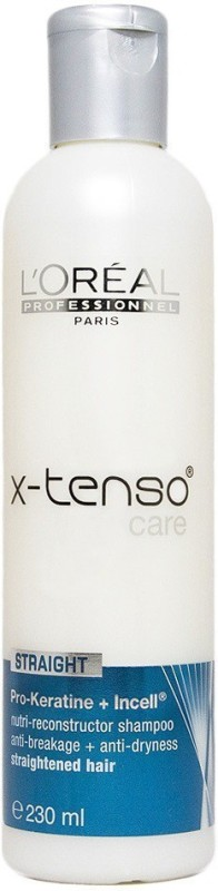 LOreal Paris xtenso Straight Shampoo 230Ml(230 ml)