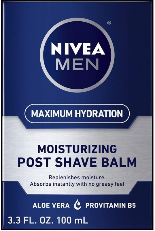 Nivea Replenishing After Shave Balm 3.3 Oz Aftershave Balm(100 ml)