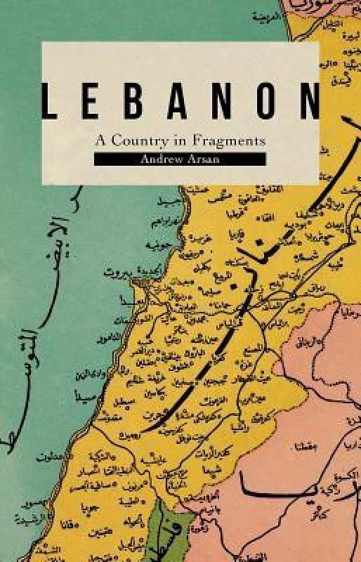 Lebanon(English, Hardcover, Arsan Andrew)