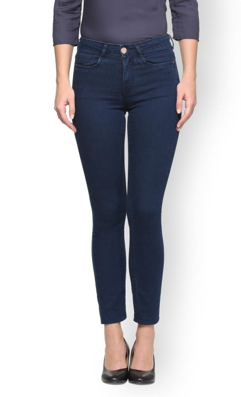 Van Heusen Slim Womens Blue Jeans