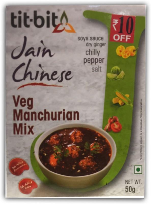Tit-Bit Jain Chinese Manchurian Soup Mix(250 g)