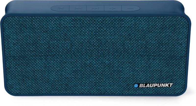 Blaupunkt BT-100 BL 12 W Bluetooth Speaker(Blue, Stereo Channel)