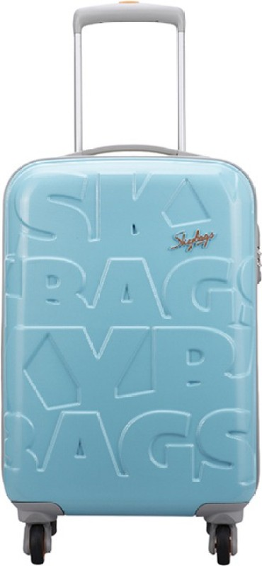 Skybags OSCAR STROLLY 55 360 MASH UP Cabin Luggage - 22 inch(Multicolor)