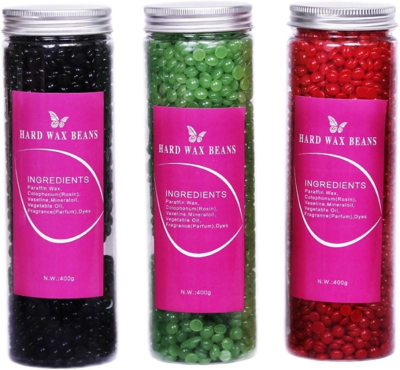 THREE ELEMENTS Combo Hard Wax Beens Wax(1200 g)