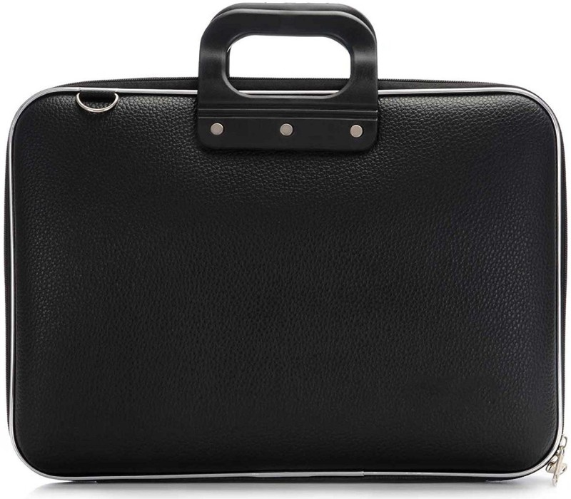 Red Hot 15 inch Laptop Case(Black)