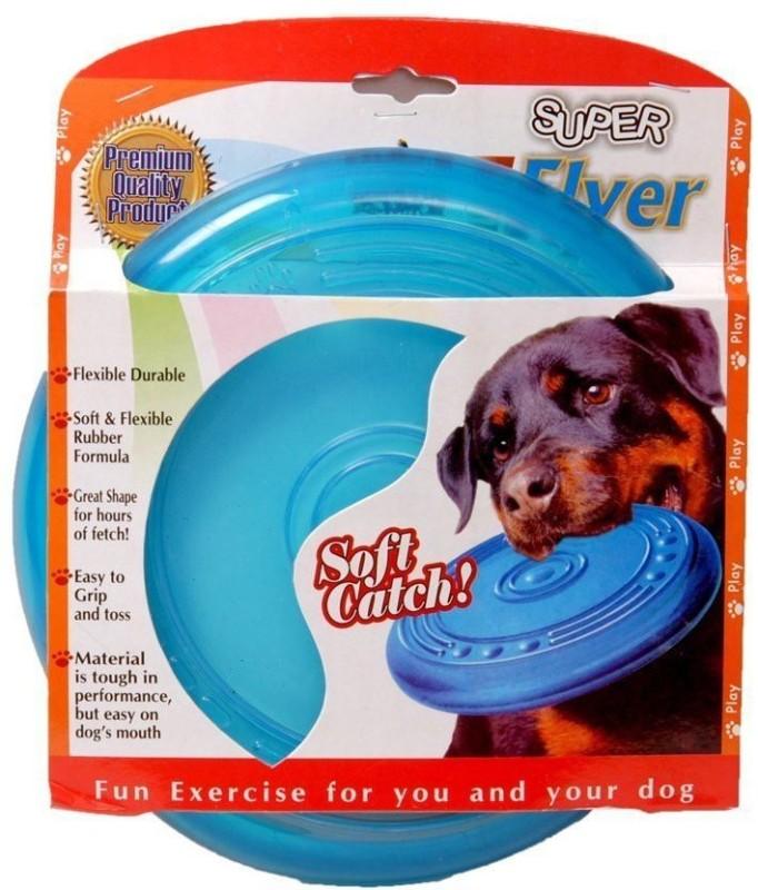 Pets Pal Super Flyer Rubber Fetch Toy For Dog