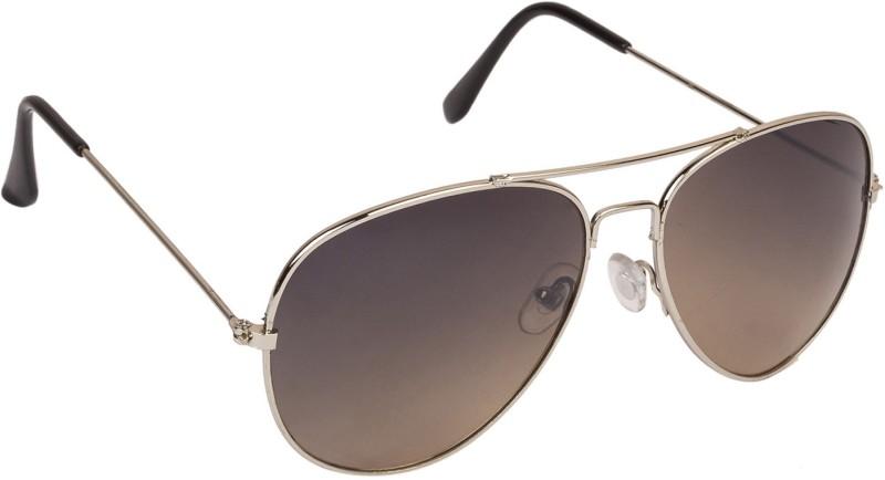 Arzonai Aviator Sunglasses(Multicolor) image