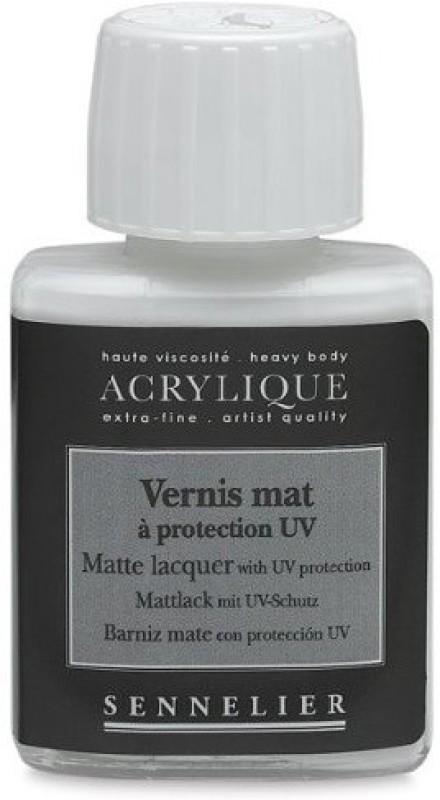 Sennelier N12500675 Matte Varnish(75 ml)