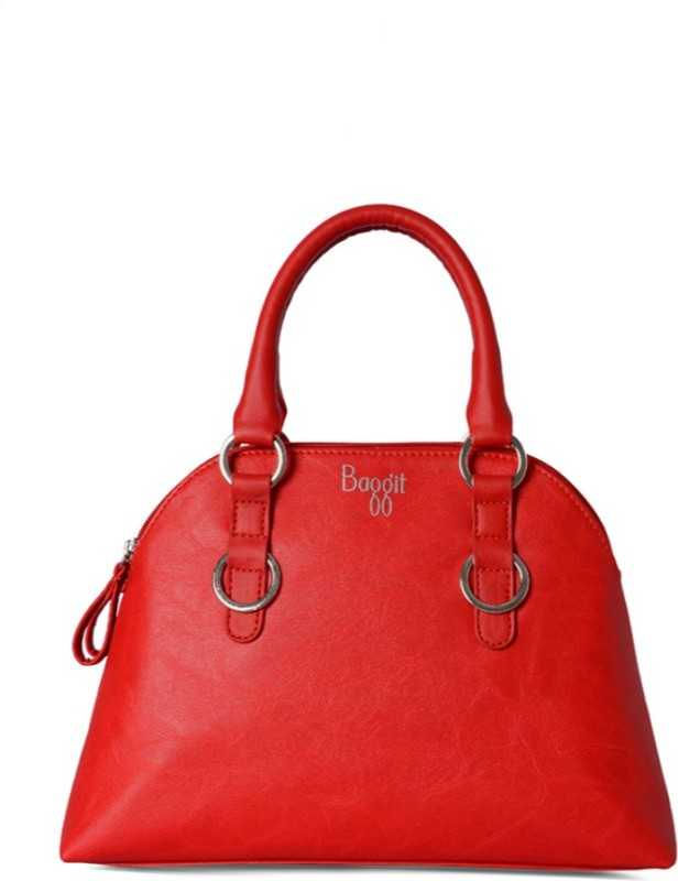 Baggit Hand-held Bag(Red)