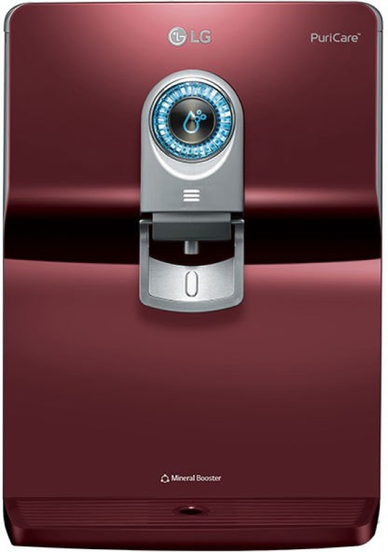 LG WW160EP 8 L RO Water Purifier(Red)