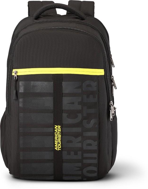 018b7a5dca American Tourister X-jock Lap Bag 02 28.5 L Backpack(Black)