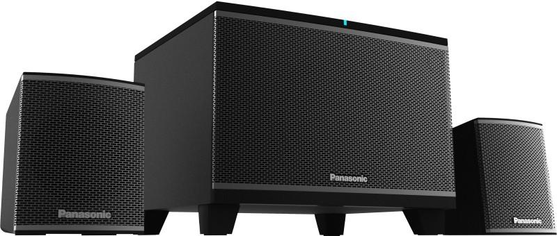 Panasonic SC-HT19GW-K 45 W Bluetooth Home Audio Speaker(Black, 2.1 Channel)