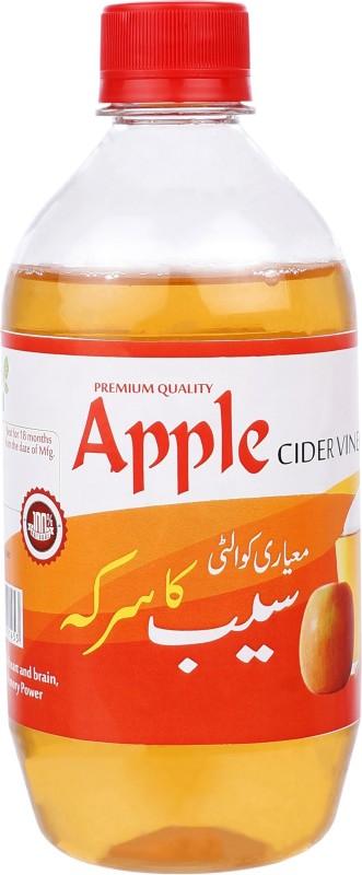 VINEGARS Sunnah's Apple Cider Vinegar Vinegar(500 ml)