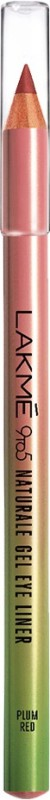 Lakme 9 to 5 Naturale Gel Eye Liner 1.14 g(Plum Red)