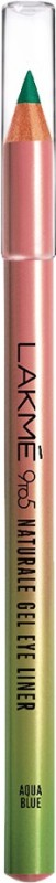 Lakme 9 to 5 Naturale Gel Eye Liner 1.14 g(Aqua Blue)