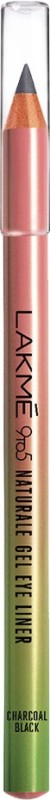 Lakme 9 to 5 Naturale Gel Eye Liner 1.14 g(Charcoal Black)