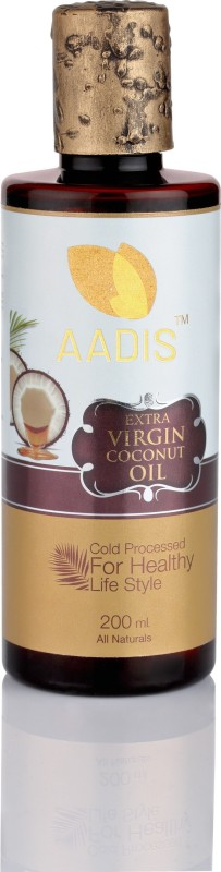 Aadis Extra Virgin Coconut Oil Hair Oil(200 ml)