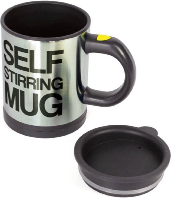 Vmoni Automatic Stainless Coffee mug Self Stirring Self Heating Mug