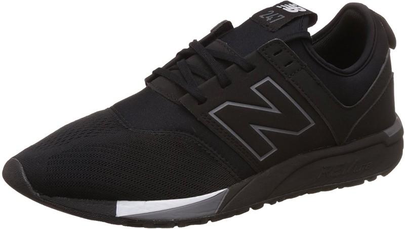 New Balance NB 247 Walking Shoes For Men(Black)