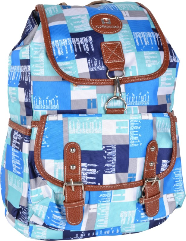 Kleio Supercool Funky Shades Casual 16.6 L Backpack(Multicolor)