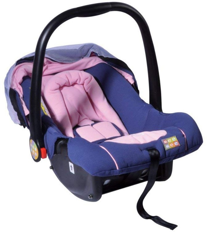 MeeMee Canopied Car Seat Cum Carry Cot Baby Car Seats Car Seat(Pink)