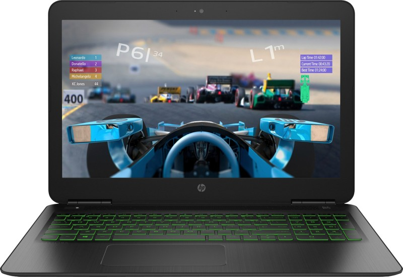 HP Pavilion 15 Core i7 8th Gen - (8 GB/1 TB HDD/128 GB SSD/Windows 10 Home/4 GB Graphics) 15-BC408TX Gaming Laptop(15.6 inch, Shadow Black, 2.3 kg)