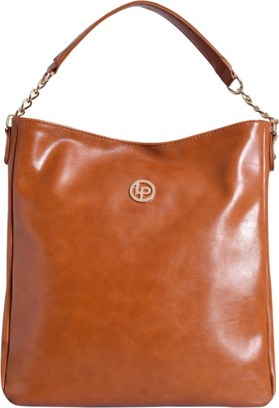 Lino Perros Hand-held Bag(Tan)