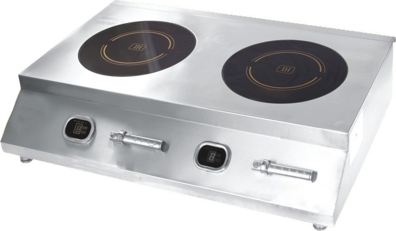 SHIVA SKEPL- ZOTPT-S Induction Cooktop(Silver, Push Button)