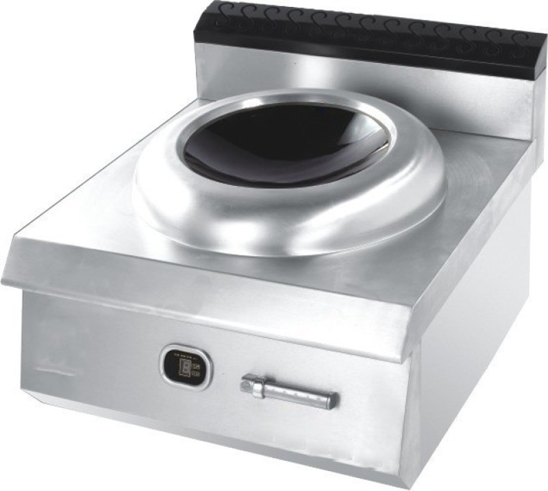 SHIVA SKEPL- ZOZTP Induction Cooktop(Silver, Push Button)