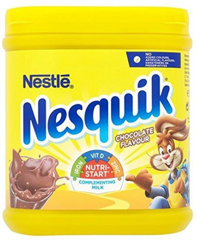 Nestle Nesquik Chocolate Drinking Powder(500 g)