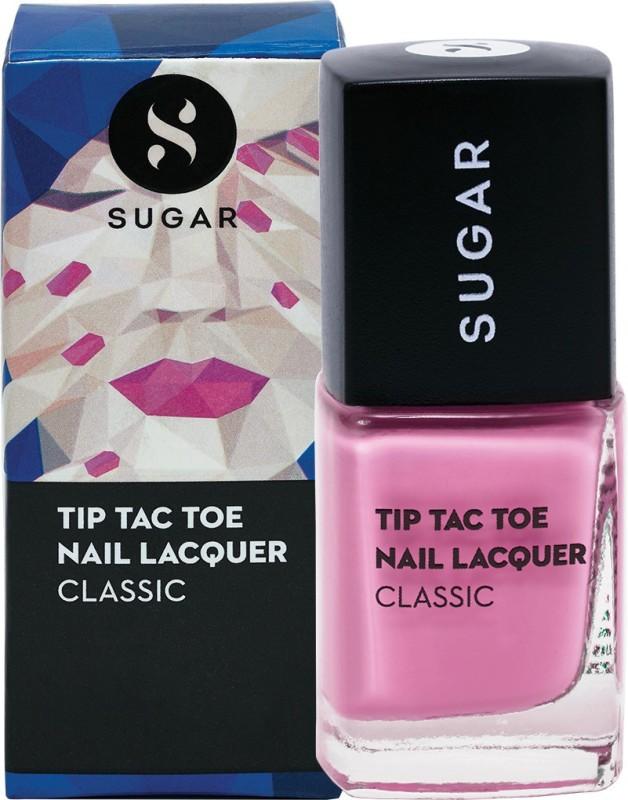 Sugar Tip Tac Toe Nail Lacquer 070 Blushing Blow (Pastel Pink)