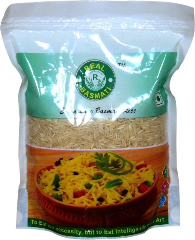 Real Basmati St - 3 Steam Rice (Long Grain, Steam)(3000 g)