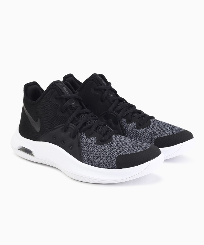 Nike AIR VERSITILE III Basketball Shoes For Men(Black)