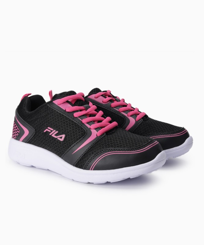 Fila NORA Running Shoes For Women(Black)
