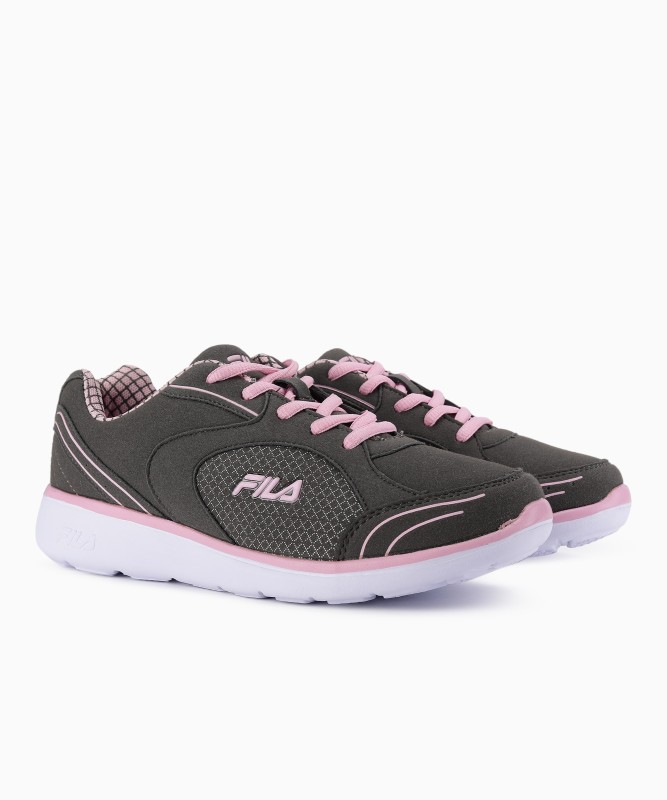 Fila DOVE IV Running Shoes For Women(Grey)