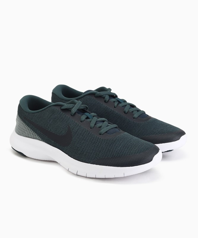 Nike FLEX EXPERIENCE RN 7 Running Shoes For Men(Green)