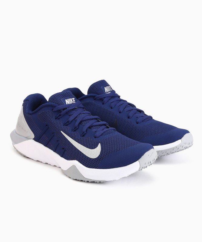 Nike RETALIATION TR 2 Training & Gym Shoes For Men(Blue)