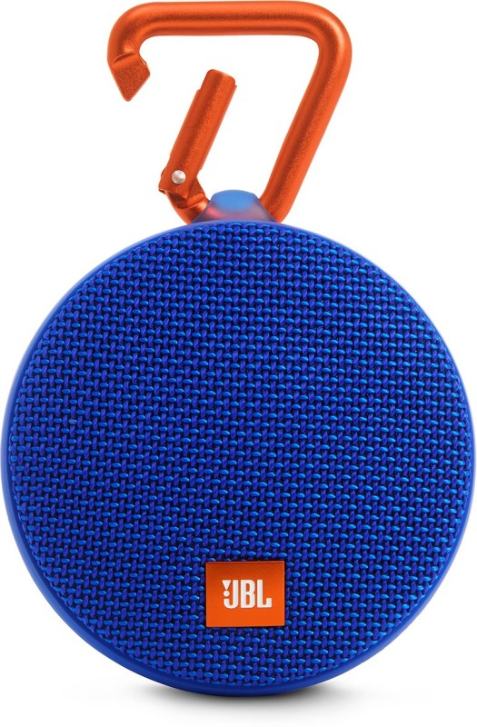JBL CLIP 2 3 W Portable Bluetooth Speaker(Blue, 2.1 Channel)