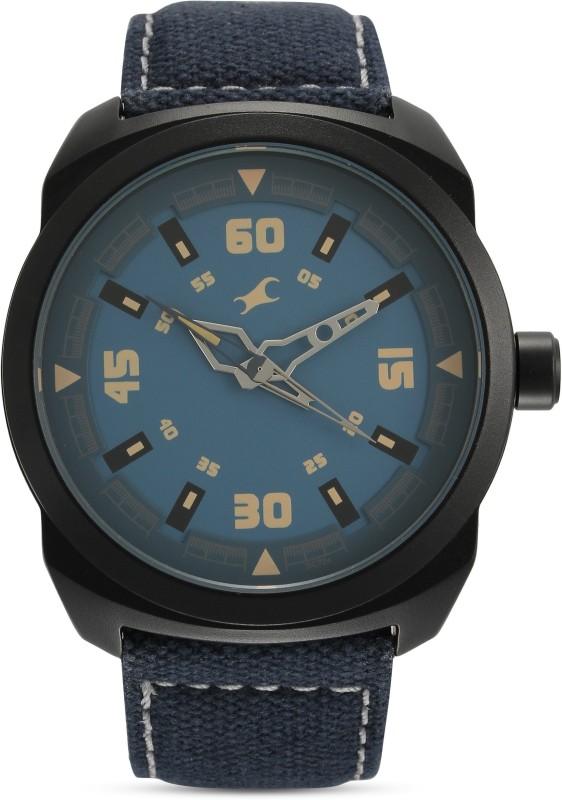 Fastrack NG9463AL07AC Explorer Watch - For Men