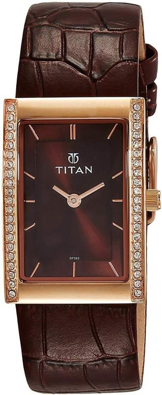 Titan 95034WL02J Women's Watch image