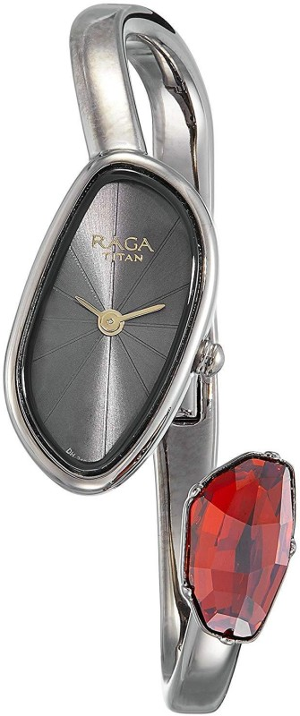 Titan 95055TM01F Raga Espana Analog Watch - For Women