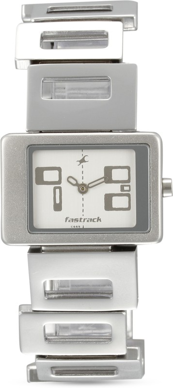 Fastrack NG2404SM01 Party Watch - For Women