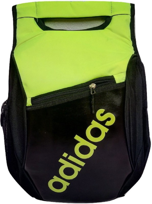 ADIDAS SNDO 21 L Backpack(Black, Green)