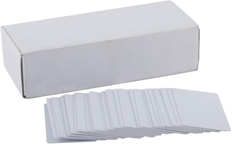 ART ME PVC Inkjet230 Business Card(White, Pack of 230)